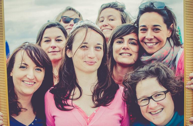 Photo de groupe à Deauville