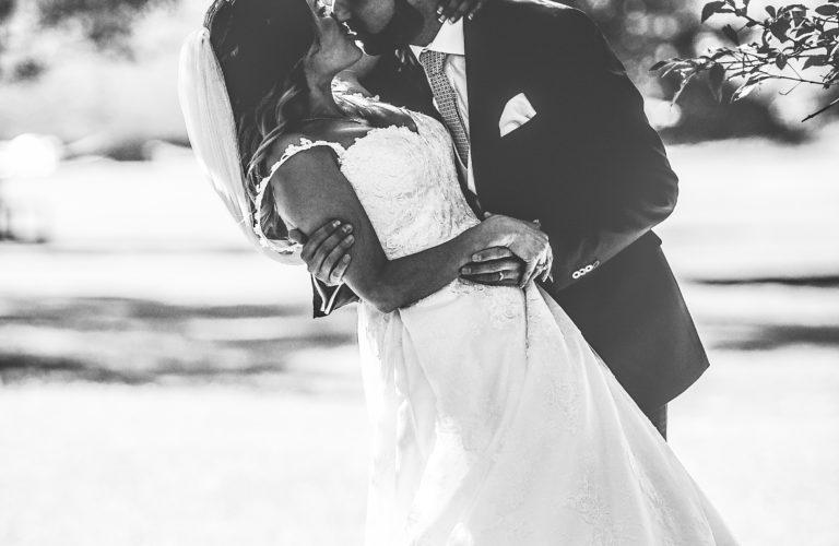 Photo de couple mariage Val d'Oise
