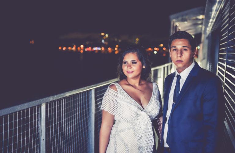 Vidéo fiançailles de Kim et Mickael