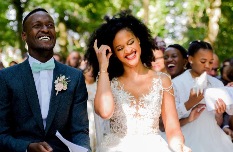 Vidéo mariage de Gladys et Ebinezer