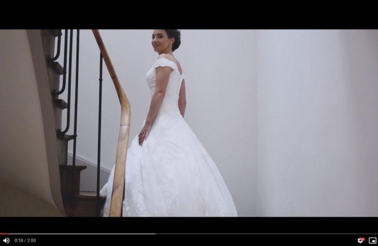 Teaser vidéo du mariage d'Isabelle et JB